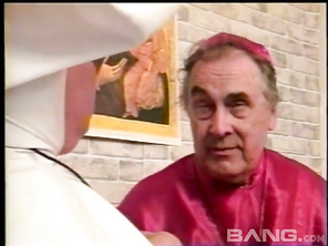 Ask this priest what kind of meat he eats on Good Friday and he'll tell you,.