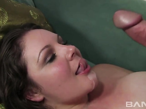 love seeing her get fucked on the bean bag
