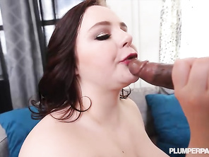 made me so wet hearing him cum while fucking her ass