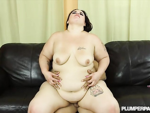 Love watching these big girls get railed in the ass