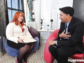 Tiffany Star Fucks Her Boss.