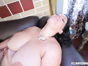 And she knows how to take a load like a proper slut