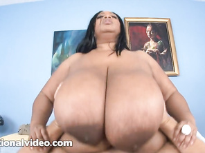 bbw sex is THE best, and interracial is the best bbw