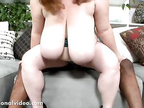 very nice the way she likes to suck his cock and balls