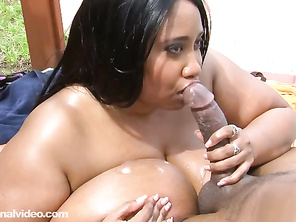Fucking love bbws I love huge tits and big fat arses like this awesome