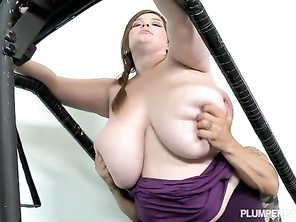 I don't care what the director called for, I would creampie her