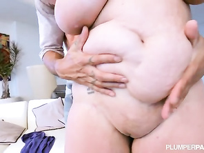 A yummy BBC whore with great udders and a PERFECT blowjobtitjob