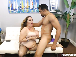 I love to see a good old fat mom fucked deep in her fat ass