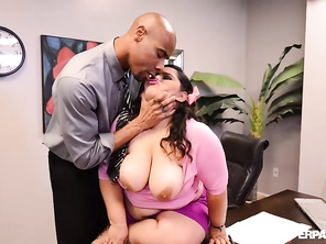 BBW Office Slut.
