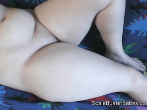 When you finally catch this chubby beauty you make her big tight chubby pussy wet with excitement.