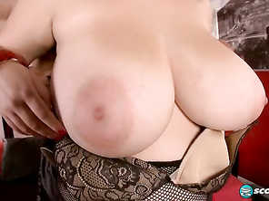 Alana Lace has a pair of tits we could stare at all day.