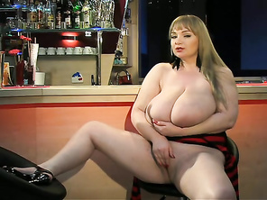 In this brand-new scene, Micky once again shows why she is one of the top big-bust models of not only Europe, but the world.
