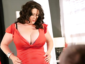 Jasmine Jones is a hot Texas housewife with massive tits and a powerful cum-craving fetish.