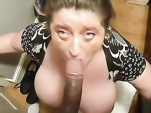 HUGE TITTY WIFE GOES H.A.M. ON BBC