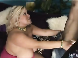 Round and Raunchy FAT Fucks a Sleazy Guy