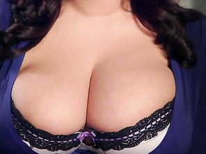 Sofia is the proud owner of a pair of the best tits we've ever seen and we've seen a lot of tits.