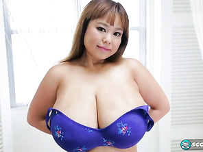 Some XL Girls fans who are Japanophiles will recognize this luscious and busty little lady.