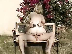 TAMMY OF POF IN THE BACKYARD PT 2