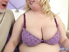 Big boobs and bbw butt girl gets fucked