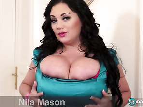 Nila Mason Nilas Really Huge Show and Free Plumper and Fat Swingers Party