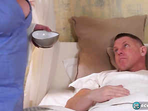 Roxee Robinson Nurse Huge Tits and Free Beautiful Fat Porn and Chubby Red