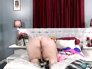 Thank you, Marilyn White, for coming back to cum.