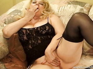 Anna Lisa is a big boob mature beauty who, like most mature women, is sexually unsatisfied with her current lot in life.