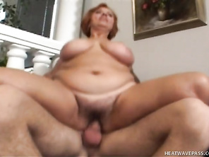 This horny MILF doesn't mind being treated like a piece of meat - as long as she gets some hot fuck meat of her own up her horny pussy.