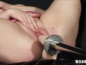 It features big titty slapper Martini, a voluptuous blond haired MILF with huge fucking tits.