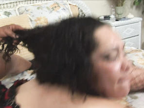 I love and enthusiastic big girl riding the dick