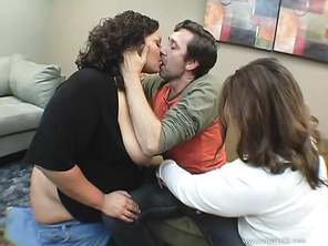 Mz Butterworth and Victoria are two of our sexiest BBW hos, with gigantic bubble butts and sexual appetites to match.