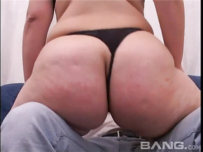 Milena Iseu is a brunette BBW who just found a wonderful new boyfriend who she wants to keep.