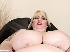 the fatter girl has a better face, the other one the better body