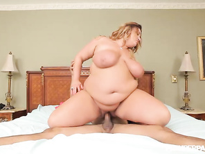 That was awesome I like her curves and she is a sweetheart