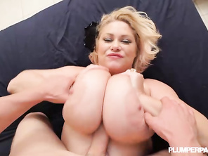 He needs to shoot a big load of cum in her pussy every day
