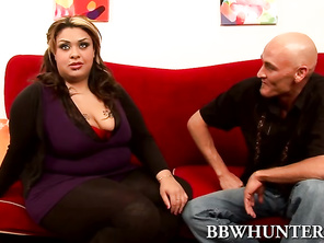 Tasha Starzz is a star and we were happy to find this hot bbw.