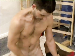 He wanted Claire to suck his cock and lift her legs while he's pounding her hot plump pussy hard.
