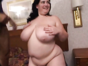 Naughty plump women, like Glory Foxxx, make my cock stand in attention right away.
