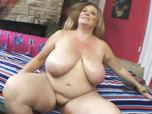 Deedra Rea is a delectable BBW MILF with a sweet and somewhat innocent look, but don't be fooled.