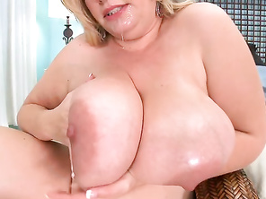 Bailey was promised big-cock action for her big boobs and growing belly-bump.