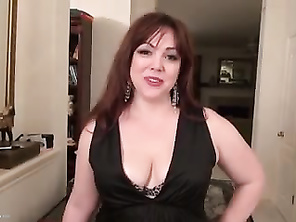 Mommy fatty wife and mommy with huge dildo