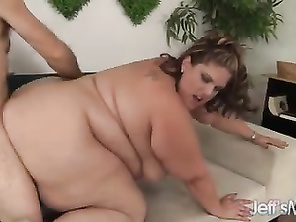 Big chubby butt gets herself fucked