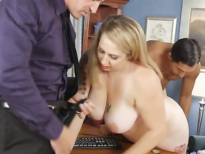 New discovery Dani 38DDD Moore was a video virgin until she came to XL Girls.