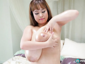 P-Chan's tits are her claim to fame and they're beyond super-natural.