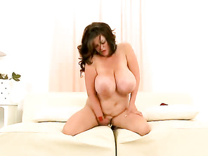 This is the Texas super-natural MILF's sexiest outfit out of all the clothes she wore in her original photo shoots.