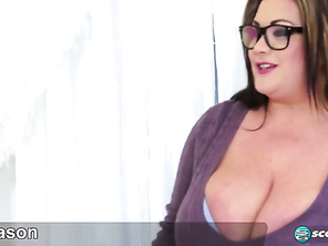 Nila Mason The BigBoobed Tutor and Free Porn Vids Plump and Chubby Seduction Porn