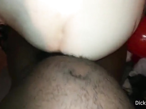 PAWG WIFE Assfuck Creampie Balls Deep By A BBC And Then Gapes