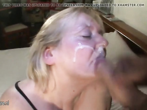 Wife Facial Compilation