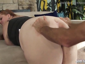 Redhead Plumper Julie Ann More Worshiped and Boned