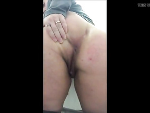 FAT does a quick strip and tease